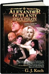 ALEXANDER OUTLAND: Space Pirate