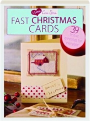 FAST CHRISTMAS CARDS: I Love Cross Stitch