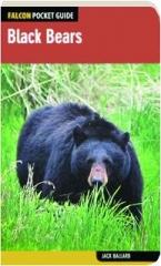 BLACK BEARS: Falcon Pocket Guide