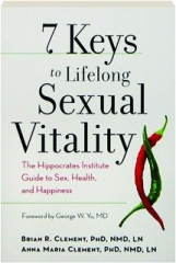 7 KEYS TO LIFELONG SEXUAL VITALITY
