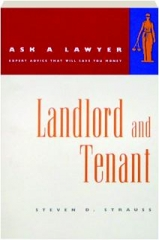 LANDLORD AND TENANT: Ask a Lawyer