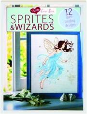 SPRITES & WIZARDS: I Love Cross Stitch