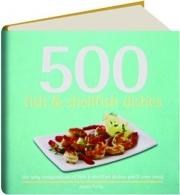 500 FISH & SHELLFISH DISHES