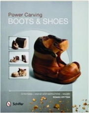 POWER CARVING BOOTS & SHOES