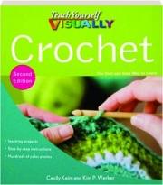 TEACH YOURSELF VISUALLY CROCHET, SECOND EDITION