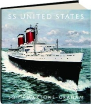 SS UNITED STATES: Red, White & Blue Ribband, Forever