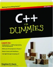 C++ FOR DUMMIES, 6TH EDITION