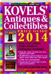 KOVELS' ANTIQUES & COLLECTIBLES PRICE GUIDE, 2014, 46TH EDITION