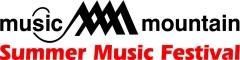 MUSIC MOUNTAIN PROGRAM BOOKLET