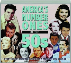 AMERICA'S NUMBER ONES OF THE 50S