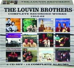 THE LOUVIN BROTHERS: Complete Recorded Works 1952-62