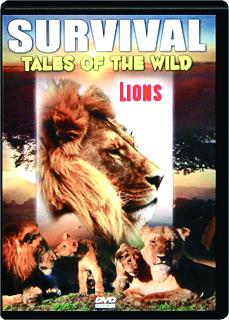 SURVIVAL: Tales of the Wild--Lions