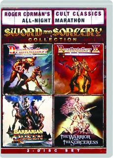 SWORD AND SORCERY COLLECTION: Roger Corman's Cult Classics