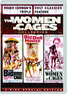 THE BIG BIRD CAGE / BIG DOLL HOUSE / WOMEN IN CAGES: Roger Corman's Cult Classics