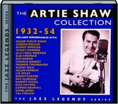 THE ARTIE SHAW COLLECTION, 1932-54