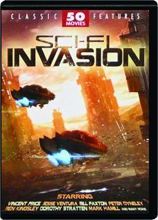 SCI-FI INVASION: 50 Movies