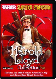 THE HAROLD LLOYD COLLECTION: Slapstick Symposium