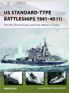 US STANDARD-TYPE BATTLESHIPS 1941-45 (1): New Vanguard 220