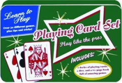 PLAYING CARD SET: Play Like the Pros