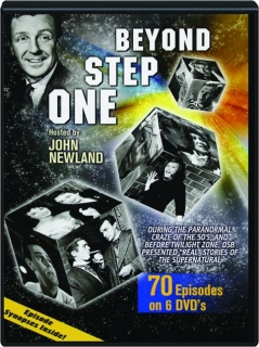ONE STEP BEYOND: 70 Episodes