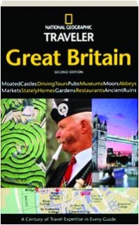 <I>NATIONAL GEOGRAPHIC</I> TRAVELER GREAT BRITAIN, SECOND EDITION