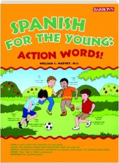 SPANISH FOR THE YOUNG: Action Words!