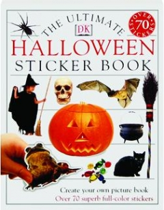 THE ULTIMATE HALLOWEEN STICKER BOOK