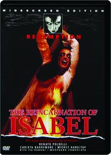THE REINCARNATION OF ISABEL: Redemption