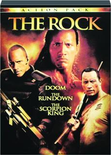 THE ROCK ACTION PACK: Doom / The Rundown / The Scorpion King