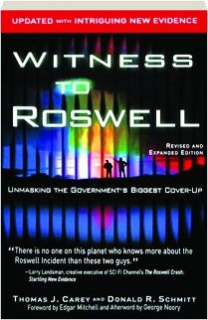 WITNESS TO ROSWELL, REVISED EDITION