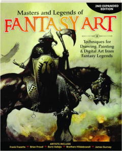MASTERS AND LEGENDS OF FANTASY ART, 2ND EDITION