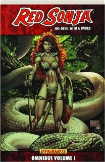 RED SONJA OMNIBUS, VOLUME 1: She-Devil with a Sword