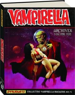 VAMPIRELLA ARCHIVES, VOLUME TEN