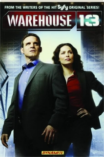 WAREHOUSE 13, VOLUME 1