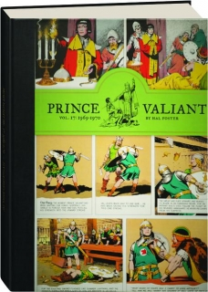 PRINCE VALIANT, VOL. 17, 1969-1970