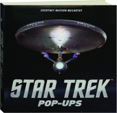 <I>STAR TREK</I> POP-UPS