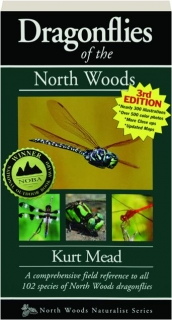 DRAGONFLIES OF THE NORTH WOODS, 3RD EDITION