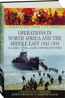 OPERATIONS IN NORTH AFRICA AND THE MIDDLE EAST 1942-1944