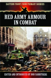 RED ARMY ARMOUR IN COMBAT