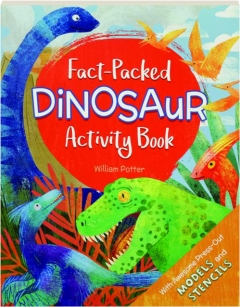 FACT-PACKED DINOSAUR ACTIVITY BOOK