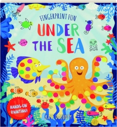 UNDER THE SEA: Fingerprint Fun