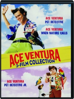 ACE VENTURA 3-FILM COLLECTION