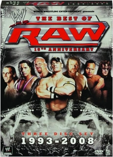 THE BEST OF RAW: 15th Anniversary, 1993-2008