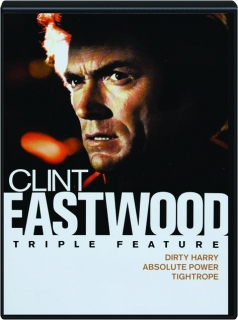 DIRTY HARRY / ABSOLUTE POWER / TIGHTROPE