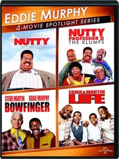 EDDIE MURPHY: 4-Movie Spotlight Series