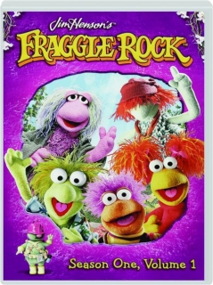 FRAGGLE ROCK: Season 1, Volume 1