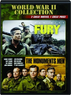 FURY / THE MONUMENTS MEN