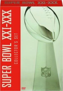 NFL SUPER BOWL XXI-XXX: Collector's Set
