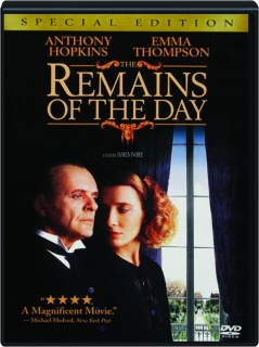 THE REMAINS OF THE DAY: Special Edition