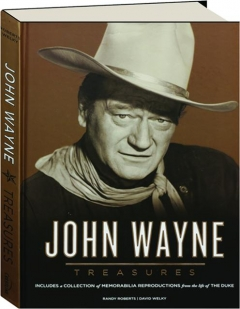 JOHN WAYNE TREASURES